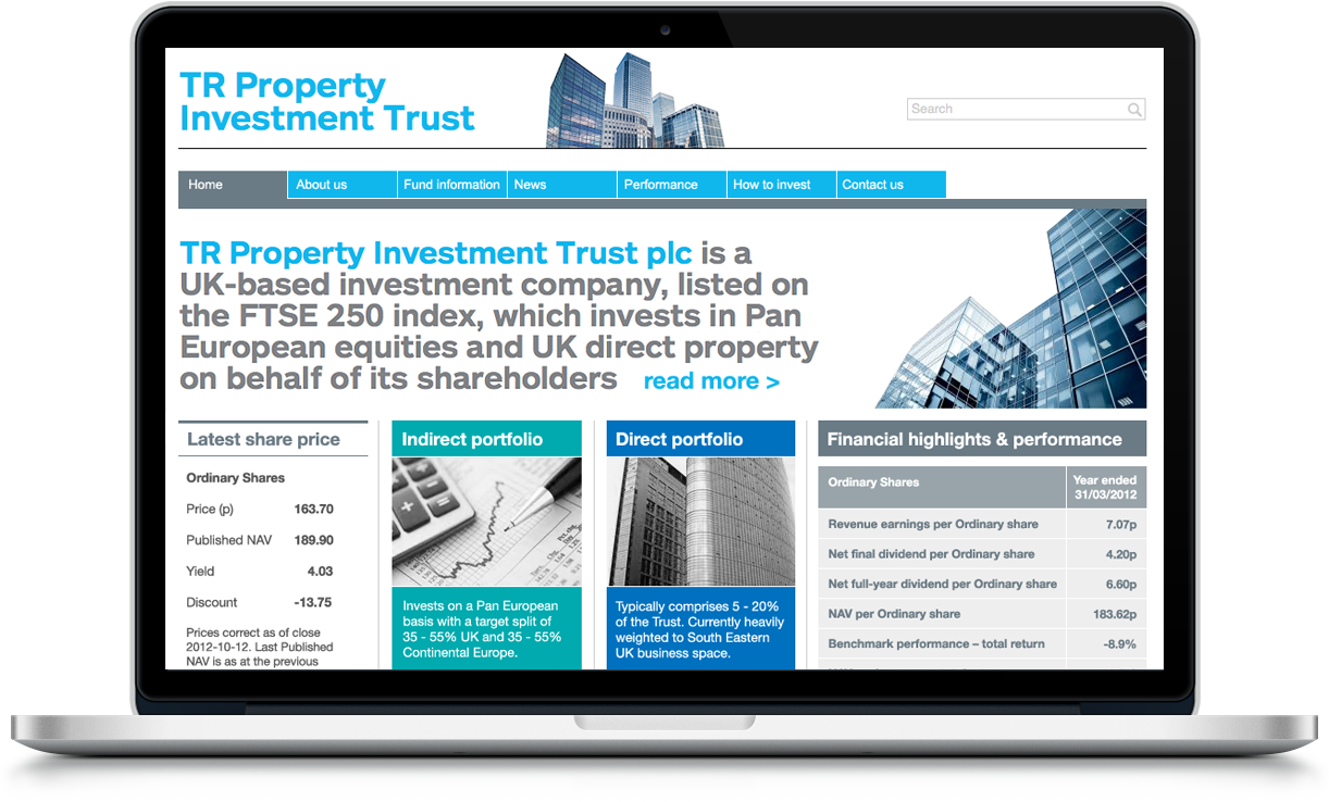TR Property Investment Trust