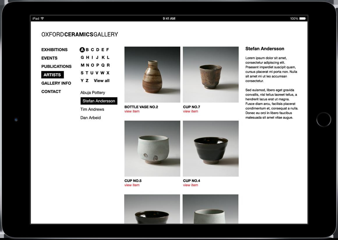 Oxford Ceramics
